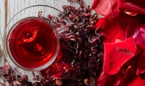 Healing the Heart Hibiscus Tea